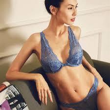 JYF <b>Sexy</b> cozy lace <b>bra</b> set <b>embroidery</b> flowers underwear <b>sexy girl</b> ...