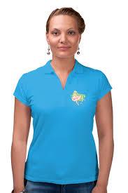 Рубашка Поло Цветочная фея. #2647318 за 1 350 руб. в Москве ...