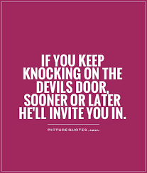 Devil Quotes | Devil Sayings | Devil Picture Quotes (131 Images)