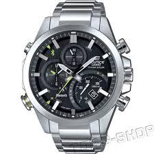 <b>Casio</b> Edifice <b>EQB</b>-<b>501D</b>-<b>1A</b> - заказать наручные <b>часы</b> в Топджишоп