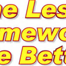 Less Homework For Students at   essays org pl less homework for students pic