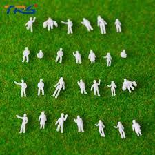 Teraysun 1:200 scale <b>model</b> miniature white figures <b>Architectural</b> ...
