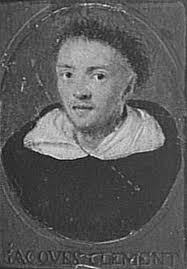 Le moine <b>Jacques Clément</b>, assassin à 22 ans du tyran impie Henri III - 418px-jacques_clement
