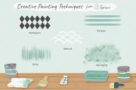 10 <b>Decorative Paint</b> Techniques for Your Walls
