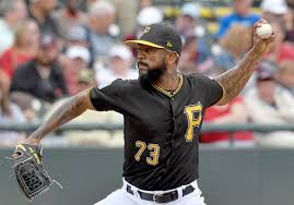 Felipe Rivero has changed his name to Felipe Vázquez | Pittsburgh ...