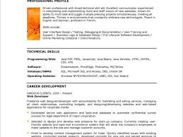 breakupus picturesque format of writing resume gorgeous breakupus fair senior web developer resume sample nice check out the strategy on this resume