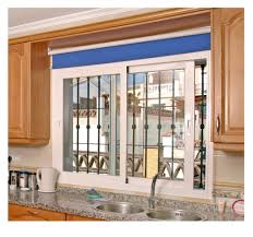 Large Kitchen Window Treatment Simple Window Treatments For Large Windows Home Intuitive Simple