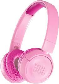 <b>Наушники JBL JR300BT</b>, розовый в каталоге интернет-магазина ...