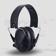 NEW <b>Foldable Anti-Noise Tactical Shooting</b> Headset Soft Padded ...