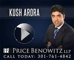 Kush Arora Attorney at Law: Maryland Criminal Lawyer