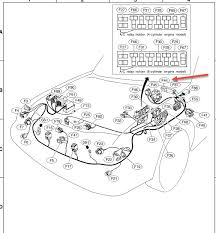 need 2001 outback wiring diagram sbf4 ckt page 2 subaru the intervening connectors to the ignition relay ly f44 b61 are in the cabin under the dash on the driver side according to this diagram of the front