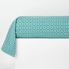 <b>Наволочка</b> на подушку-валик из хлопка <b>miss</b> china белый/ синий ...