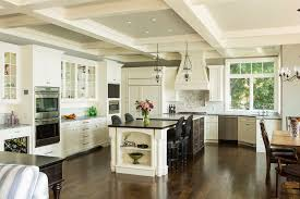 Kitchen Flooring Recommendations Kitchen Designs Beautiful Large Open Space Kitchen With Elegant