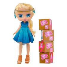 <b>Кукла 1TOY</b> Т15107 <b>Boxy</b> Girls Willa 20 см — купить в интернет ...