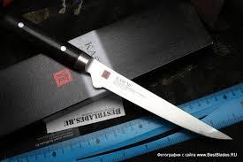 Купить <b>Нож кухонный обвалочный 16</b> см KASUMI 84016 за 6 667 ...