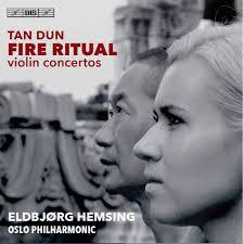 Violin Concerto: Fire Ritual - Tan Dun