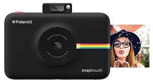 <b>Фотоаппарат</b> моментальной печати <b>Polaroid Snap</b> Touch Black ...
