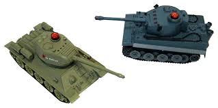 Купить <b>радиоуправляемый</b> танковый бой <b>Huan QI</b> Т34 и Tiger 1 ...