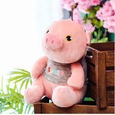 <b>WYZHY New</b> cartoon pig plush toy doll panda <b>cute</b> creative sofa ...