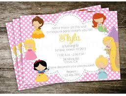 disney princess party invitations haskovo me disney princess party invitations could inspire you to create adorable invitations layout ideas