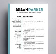 all templates kukook the susan parker resume