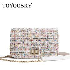 <b>TOYOOSKY</b> Brand Crossbody Bags For <b>Women</b> 2019 Winter Luxury ...