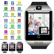 No 18 Bluetooth Смарт-часы с камерой Wristband для Android ...