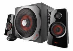 Trust 19024 - <b>Trust GXT 38 2.1</b> speaker set 2.0 channels 60 W Black