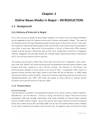 intro and thesis
