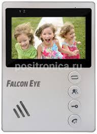 Купить <b>Видеодомофон Falcon Eye</b> Vista белый в интернет ...