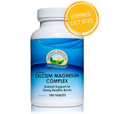<b>Calcium Magnesium Complex</b> – Nature's Sunshine Products of ...