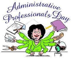 professionals day art administrative assistant