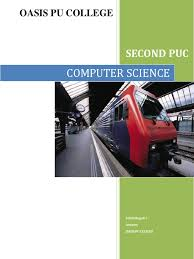 computer science manual for nd puc karnataka board computer science manual for 2nd puc karnataka board txt scribd com