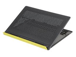 <b>Аксессуар Lets</b> Go Mesh Portable Laptop Stand Grey Yellow SUDD ...