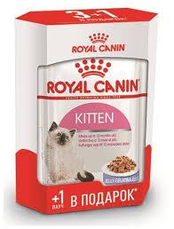 Корм для котят <b>Royal Canin Instinctive</b> мясное ассорти 85 г ...