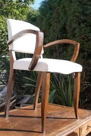 vintage art deco 1930s bentwood captains chair modernist desk chair 40s chic art deco desk chair office side armchair