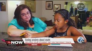 For math homework  I always tell my daughter to solve the problems she knows how to do on her own first  and then leave the more difficult problems for us