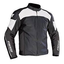 DAINESE Zen Evo Leather Motorcycle Jacket - 34/44 ... - Amazon.com