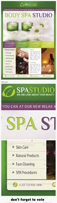 best ideas about print templates fonts flyer spa studio flyer 13