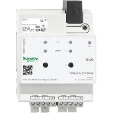 MTN6710-0002 - <b>Универсальный диммер</b> LED REG/2x230/300Вт ...