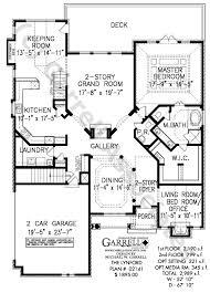 Lynford   English Craftsman CottageFloor Plans for Ranch House Plans  European Floor Plans