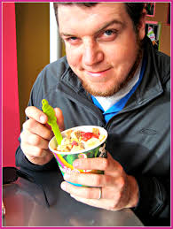 frozen yogurt the family chapters mr