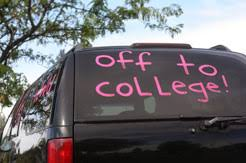 Image result for leaving for college