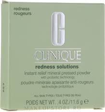 <b>Clinique Redness Solutions</b> Instant Relief Mineral Pressed Powder ...