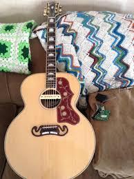 sj200 fischman ellipse aura battery drain gibson guitar board