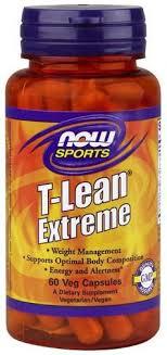 Now Foods <b>T</b>-<b>Lean Extreme 60</b> Capsules