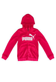 Buy PUMA Puma Girls' <b>Sportstyle Core</b> ESS <b>Hoodie</b> Online on ...