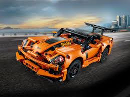 <b>Конструктор Technic</b> (Техник) 42093 <b>Chevrolet</b> Corvette ZR1 ...