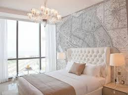 gorgeous bright white comfort paris style bedroom design ideas with chandelier and bay window design bedroomgorgeous design style