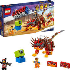 <b>The LEGO Movie</b> 2: Ultrakitty and Warrior Lucy! <b>70827</b> ...